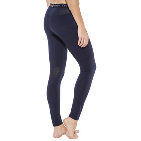 Icebreaker W's Zone Leggings Midnight Navy/Largo